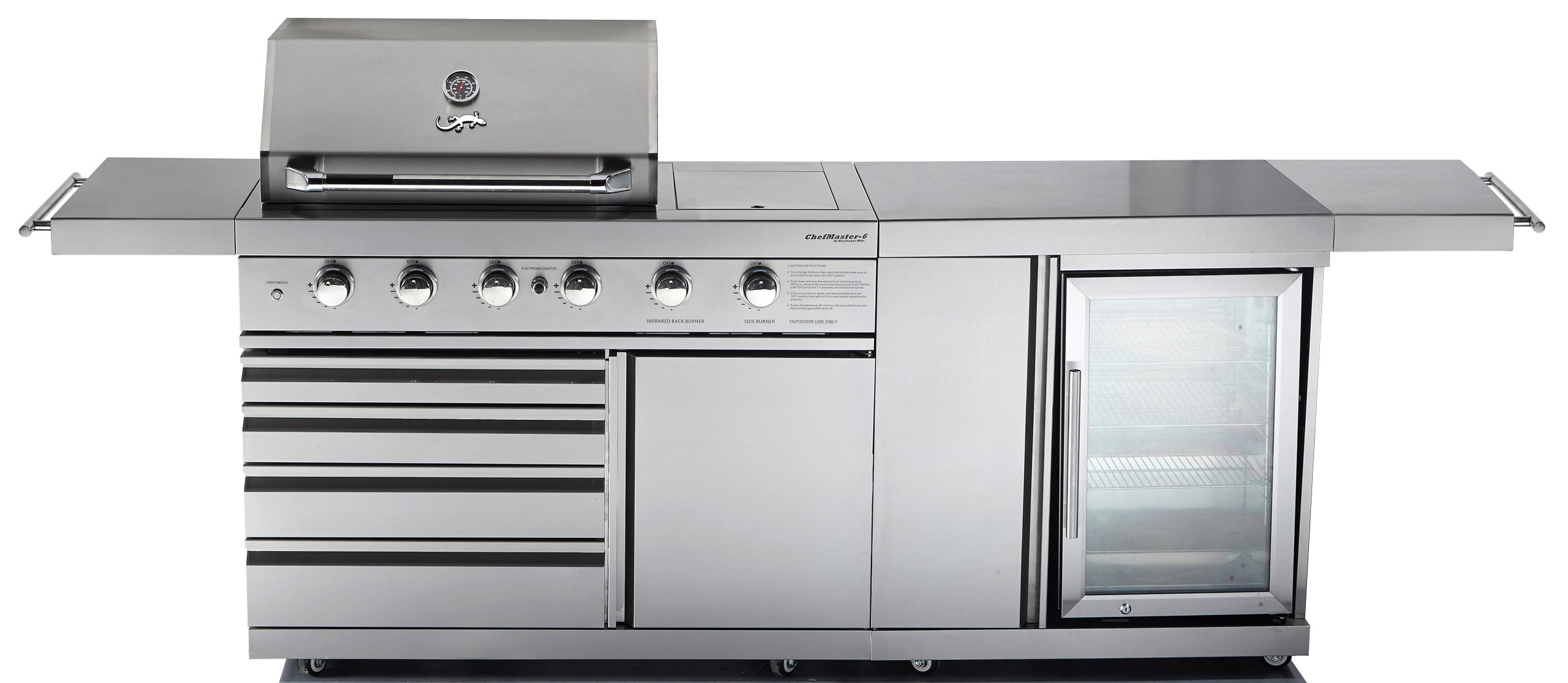 CHEFMASTER GALLEY CG-R6