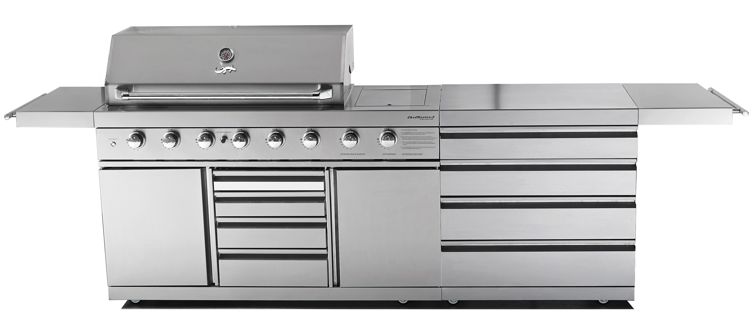 CHEFMASTER GALLEY SERIES CG-S8
