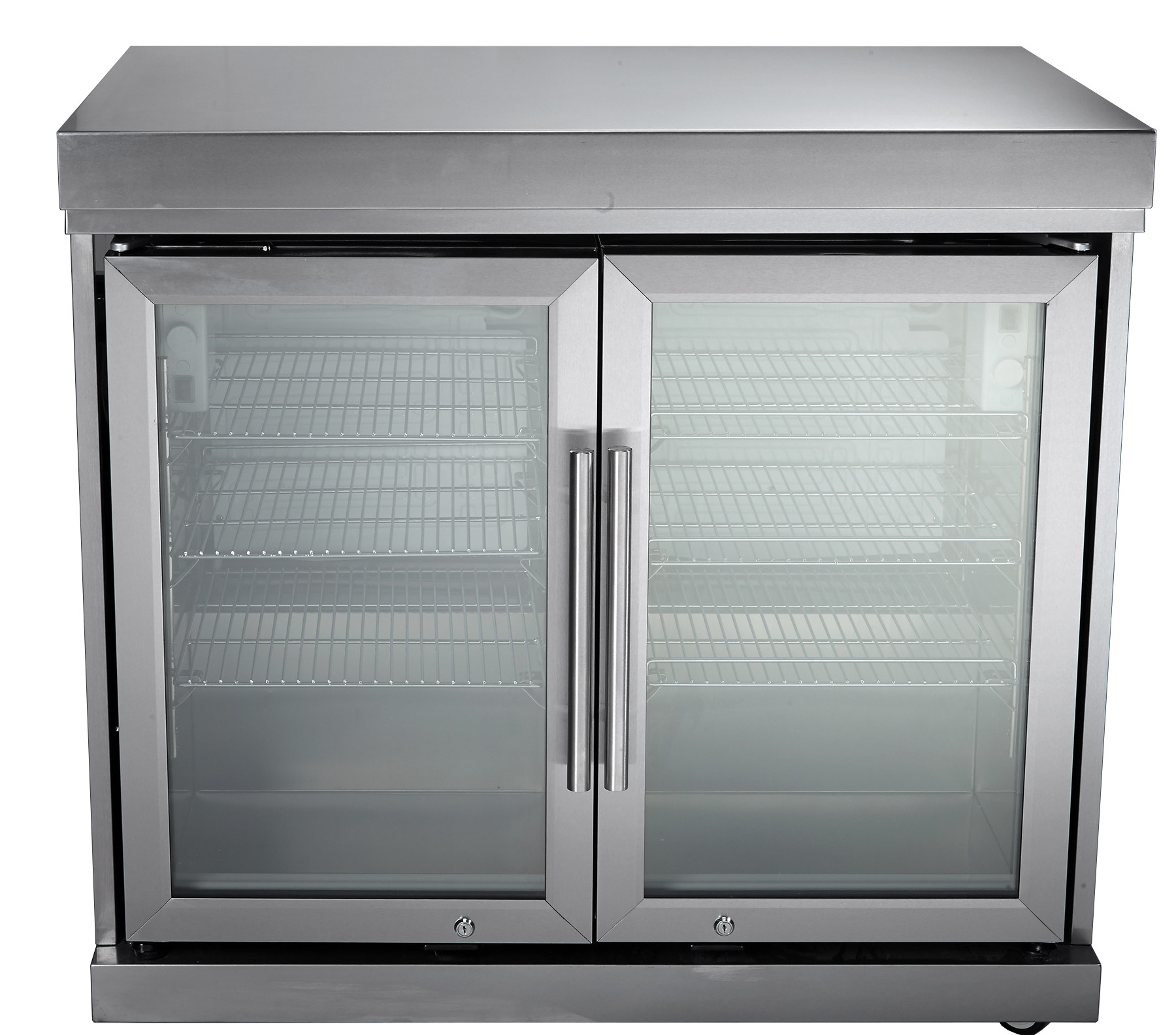 ChefMaster CG-RX Twin Fridge Module