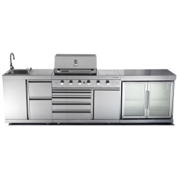 CHEFMASTER GALLEY CG-KRX6 #2