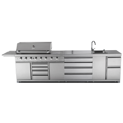 CHEFMASTER GALLEY SERIES CG-KS8