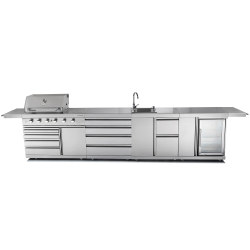 CHEFMASTER GALLEY CG-KSR6