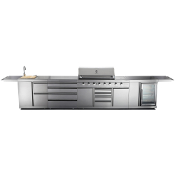 CHEFMASTER GALLEY CG-KSR8