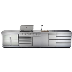 CHEFMASTER GALLEY CG-KSRX6