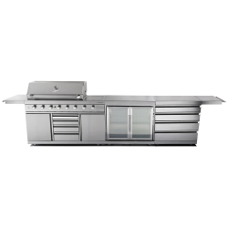 CHEFMASTER GALLEY SERIES CG-SRX8