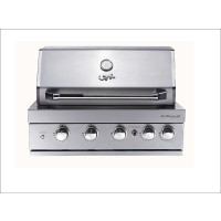 CHEFMASTER-5B - FOUR BURNER BUILD IN BBQ -  $1995.00