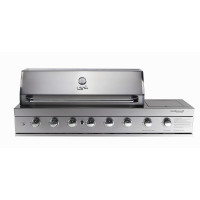 CHEFMASTER-8B - SIX+TWO BURNER BUILD IN BBQ - $2695.00