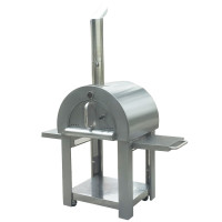 CHEFMASTER-X3 WOOD FIRED PIZZA OVEN - $1695.00